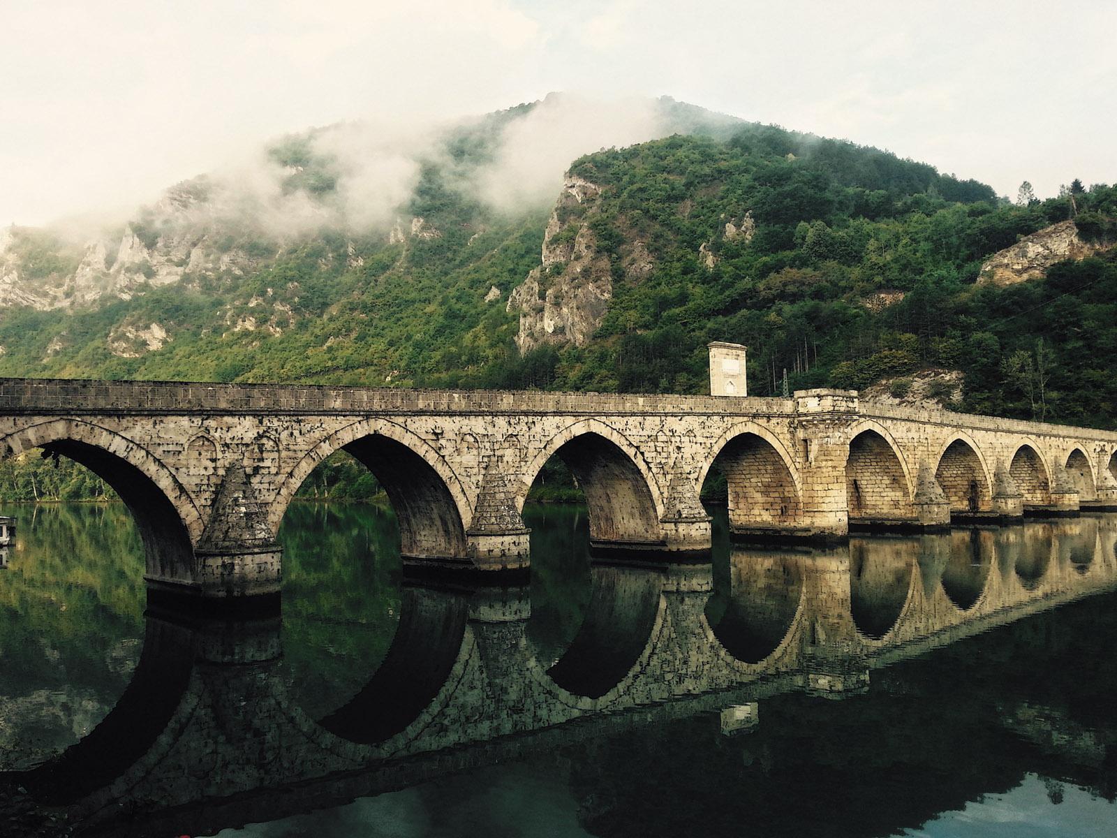 Mehmed Pasha Sokolović Bridge, Bosnia