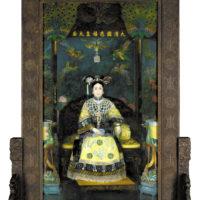 Katharine A. Carl: Empress Dowager Cixi, 1903