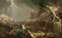 Thomas Cole: The Course of Empire: Destruction (1836)