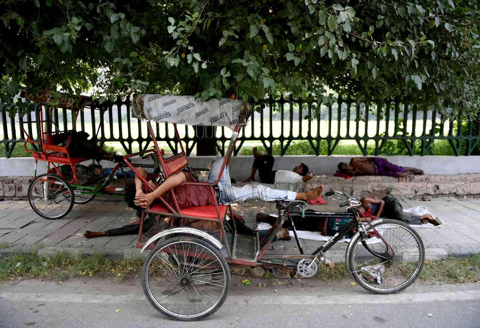 A Ferocious Heat in Delhi