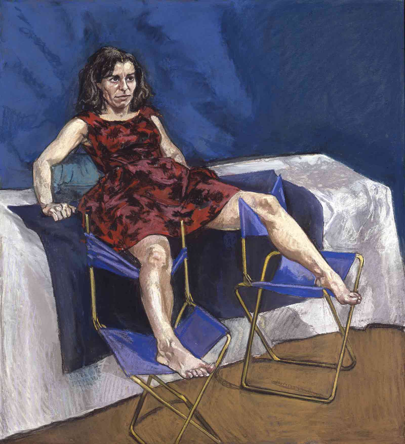 Paula Rego: Untitled No. 5, from the Abortion Pastels, 1998