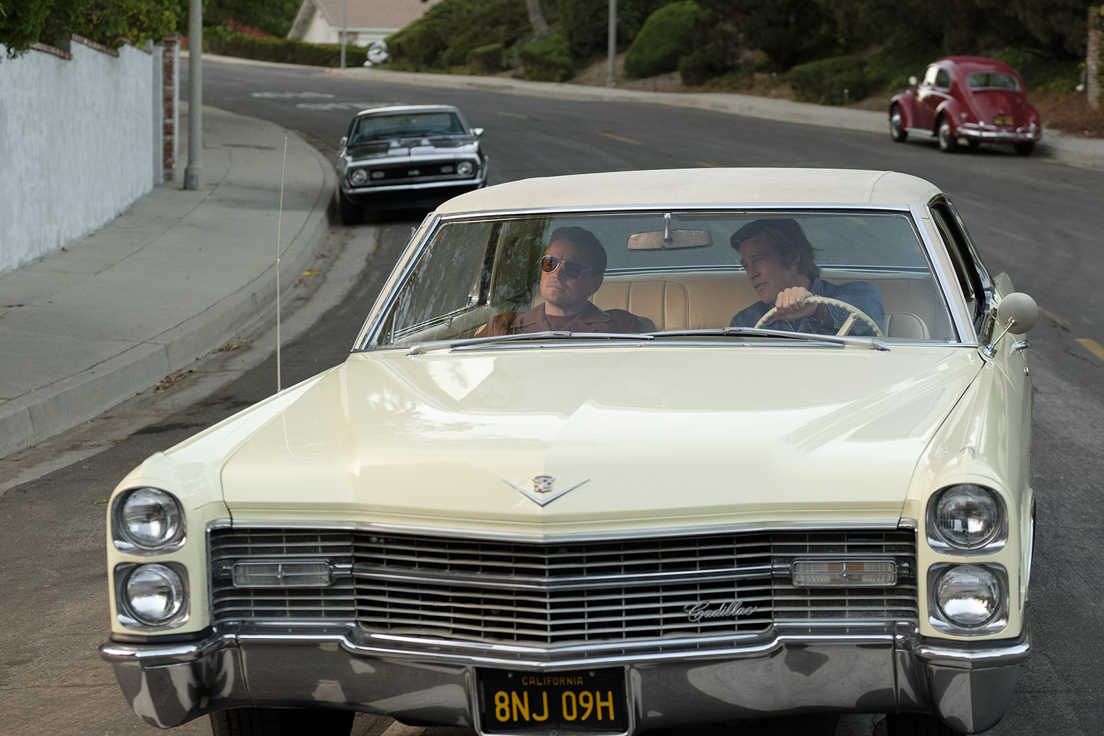 Once Upon a Time in Tarantino's Hollywood
