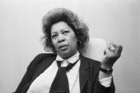 Toni Morrison, Albany, New York, 1985