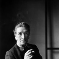 Elizabeth Bowen, New York City, 1955