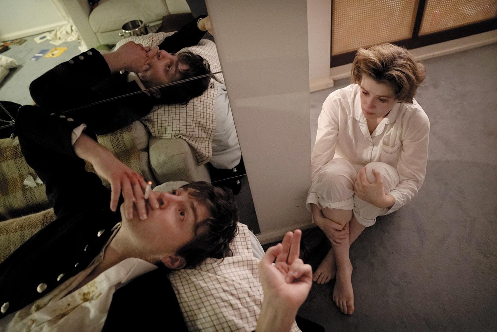 Tom Burke and Honor Swinton Byrne in Joanna Hogg's The Souvenir