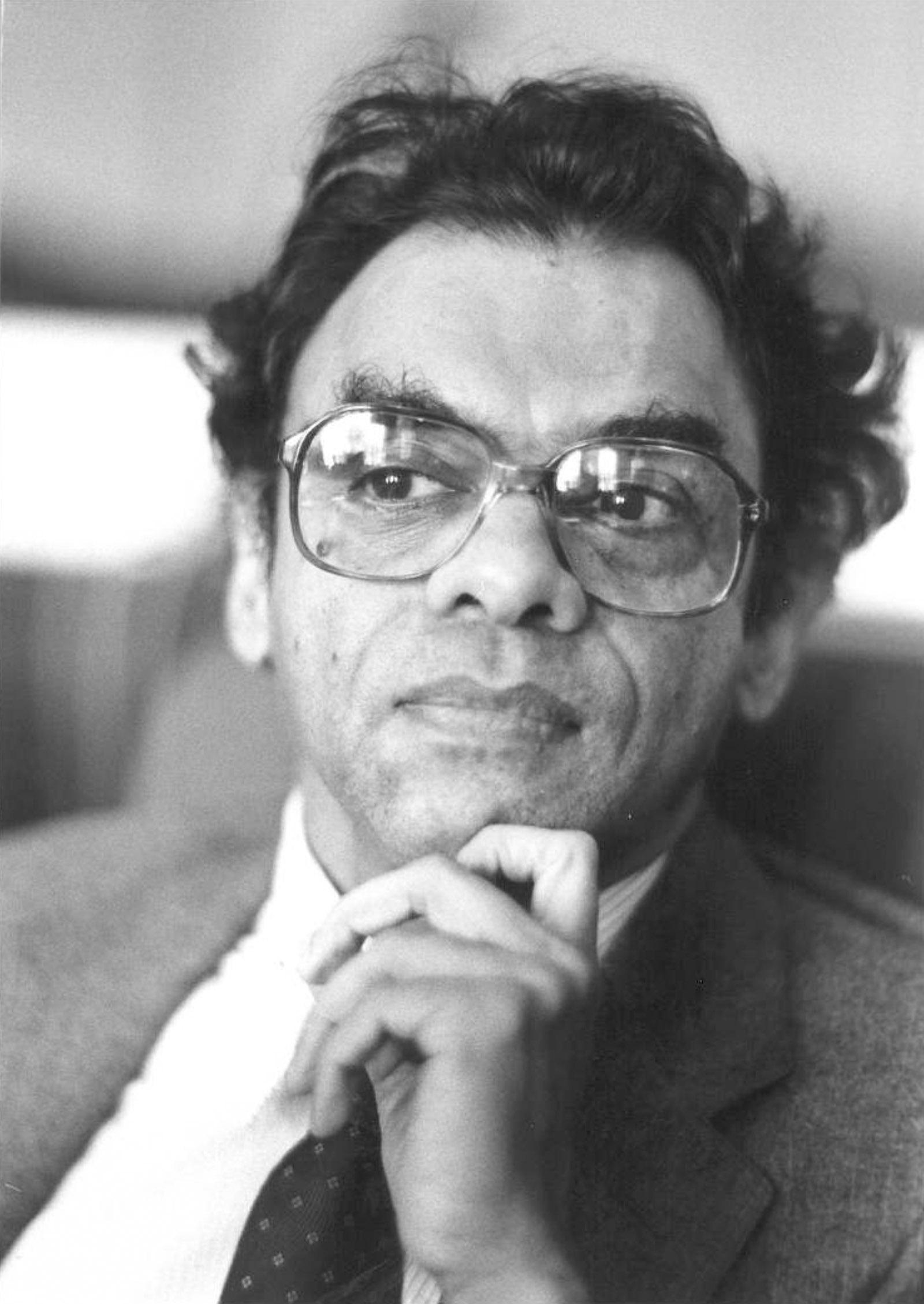 A.K. Ramanujan, 1980