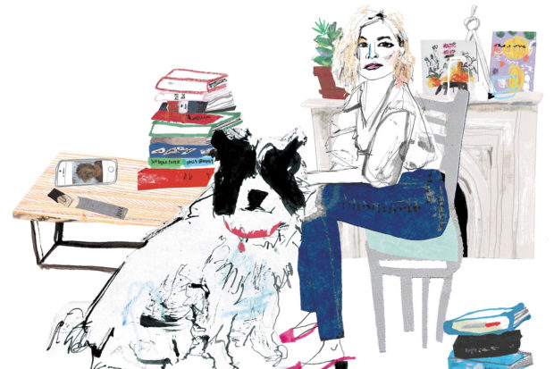 Jia Tolentino; illustration by Joanna Neborsky