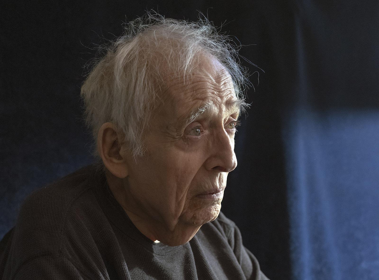 Harold Bloom, June 2019