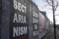 Murals in Belfast, Northern Ireland, 2018