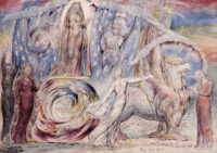 William Blake: Beatrice Addressing Dante from the Car, 1824–1827