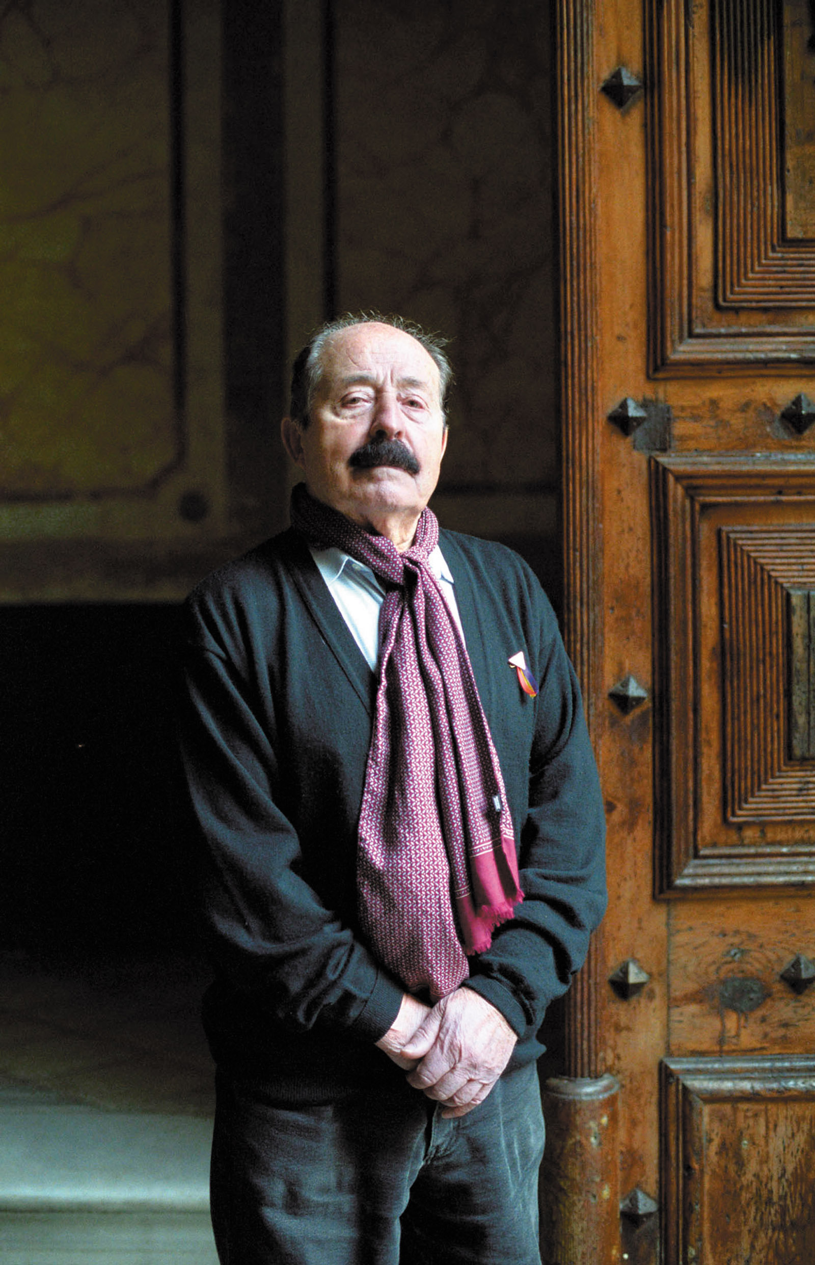 Enric Marco, Barcelona, 2005