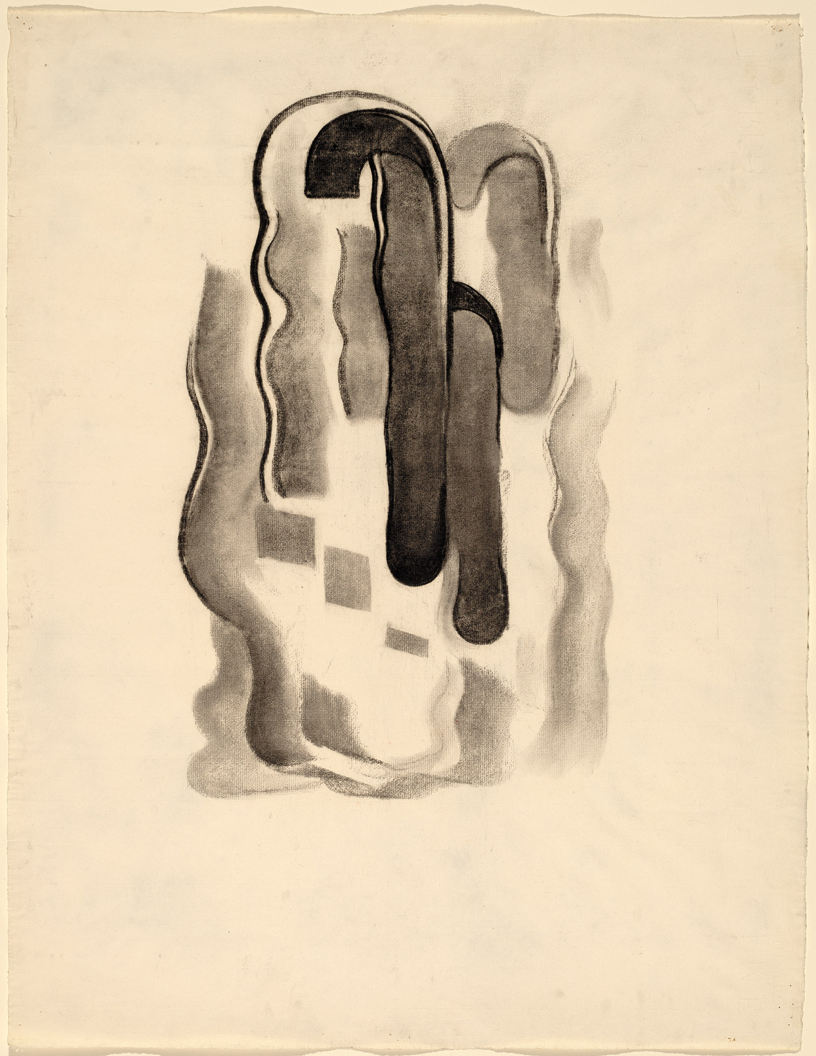 No. 7 Special, 1915, a painting by Georgia O'Keeffe