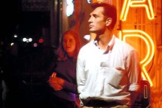 Joyce Johnson and Jack Kerouac, New York City, 1957