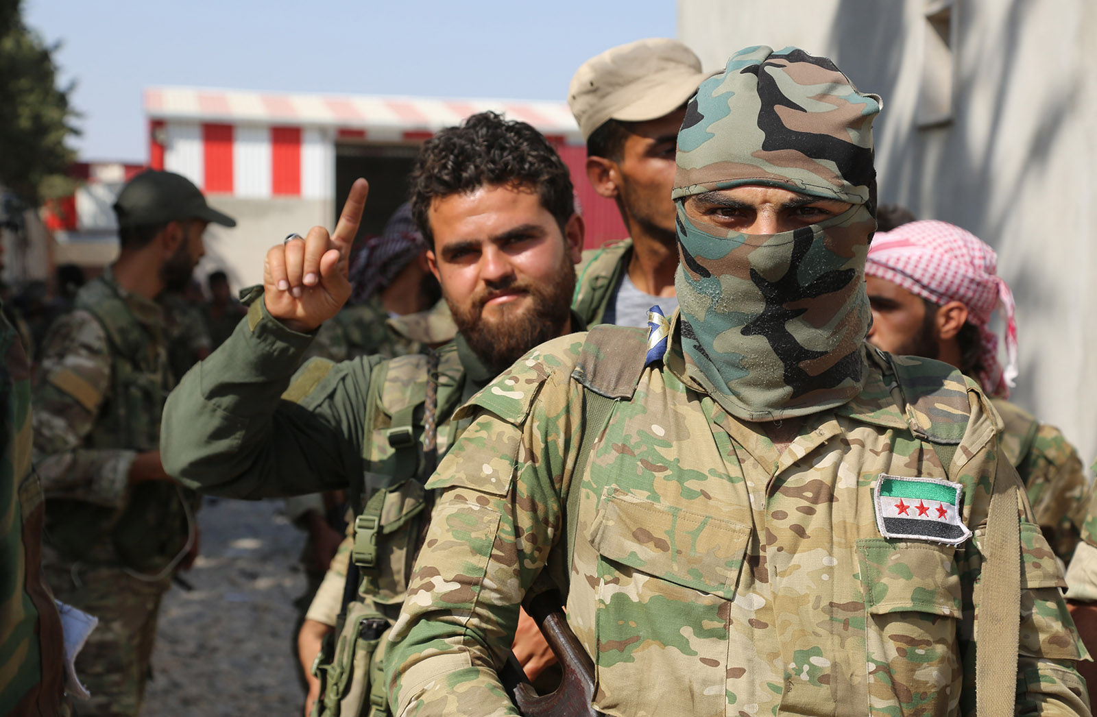 Who Are Turkey's Proxy Fighters in Syria?