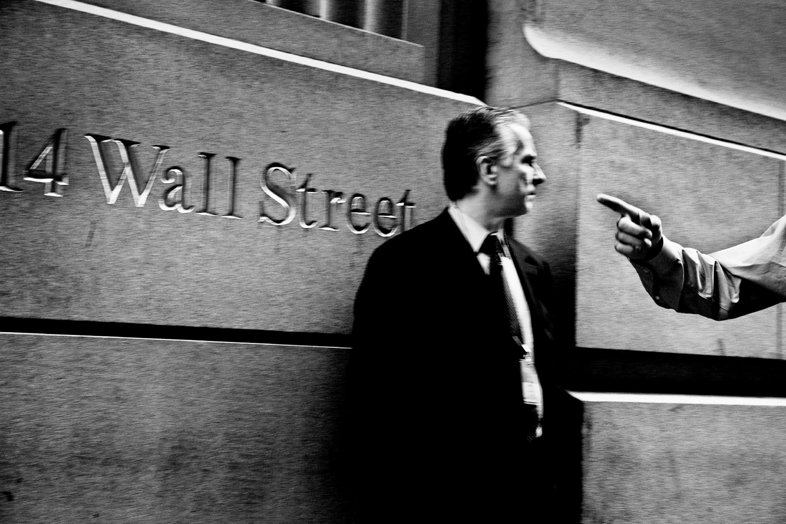 Wall Street, 2008