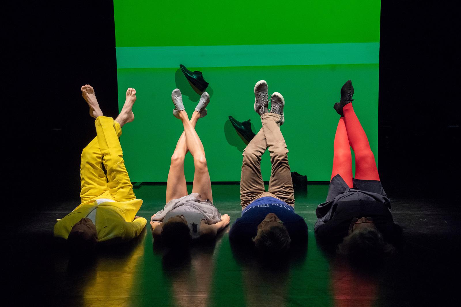 Dancing to the Rhythms of Robert Walser