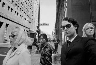 Michael Jang: Self-Portrait, Financial District, San Francisco, 1973