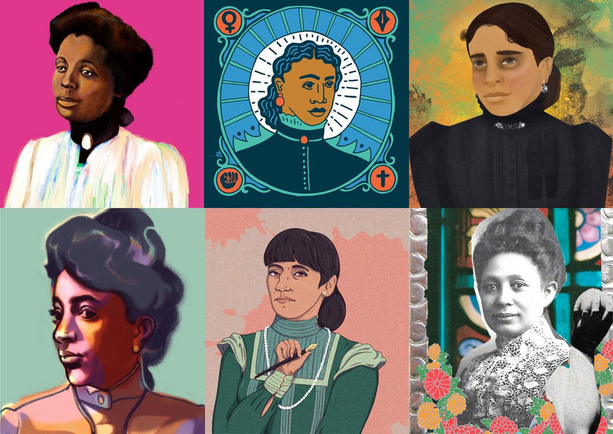 The Heroines of America's Black Press