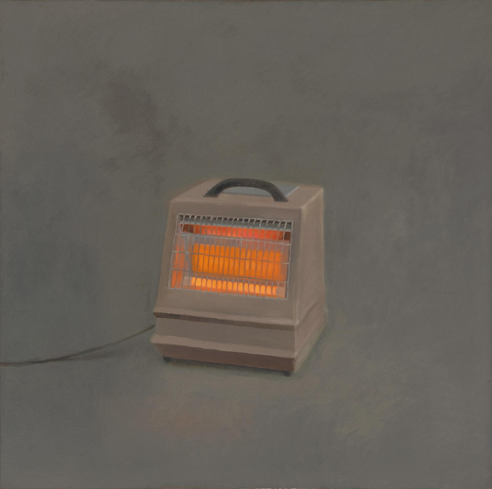 Heater by Vija Celmins