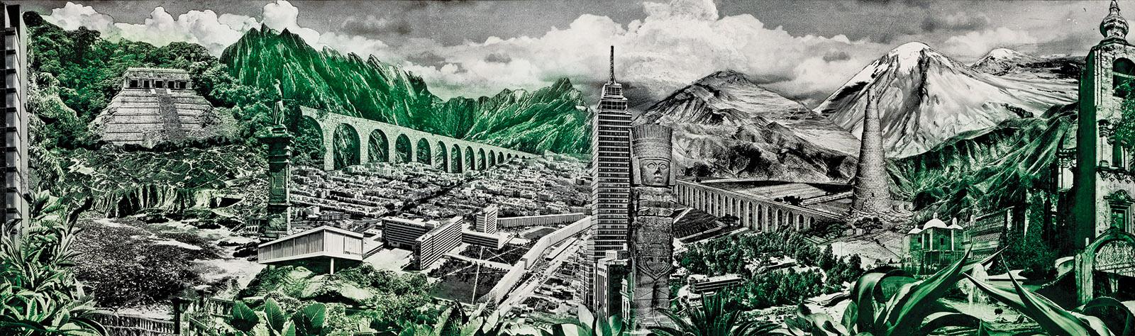 Landscapes of Mexico, circa 1954, by Lola Álvarez Bravo