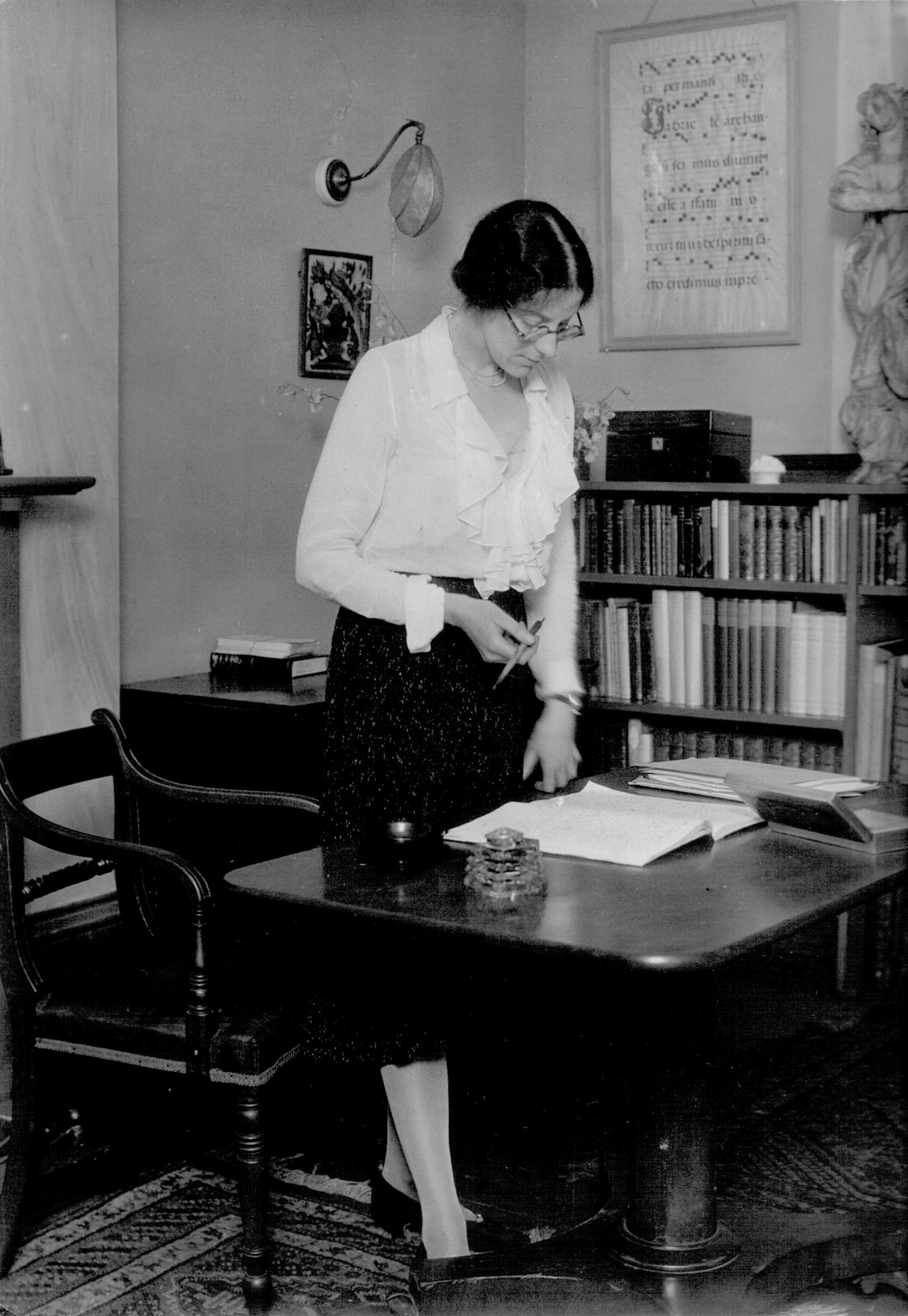 Sylvia Townsend Warner, Inverness, Scotland, 1920s