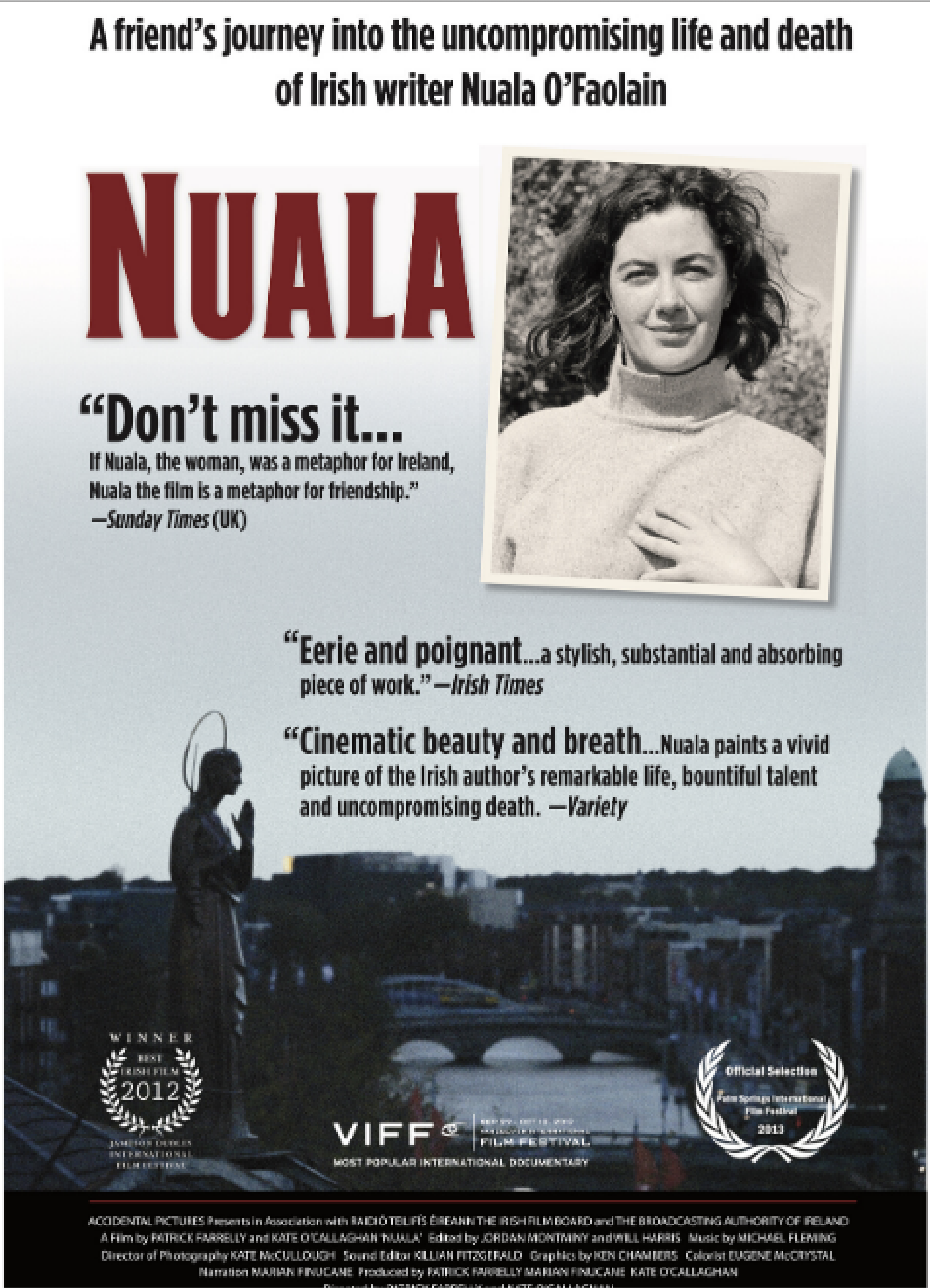 The New York Premiere of 'Nuala'