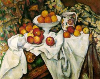 Paul Cézanne: Apples and Oranges, circa circa 1899