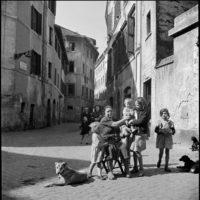Naples, Italy, 1948