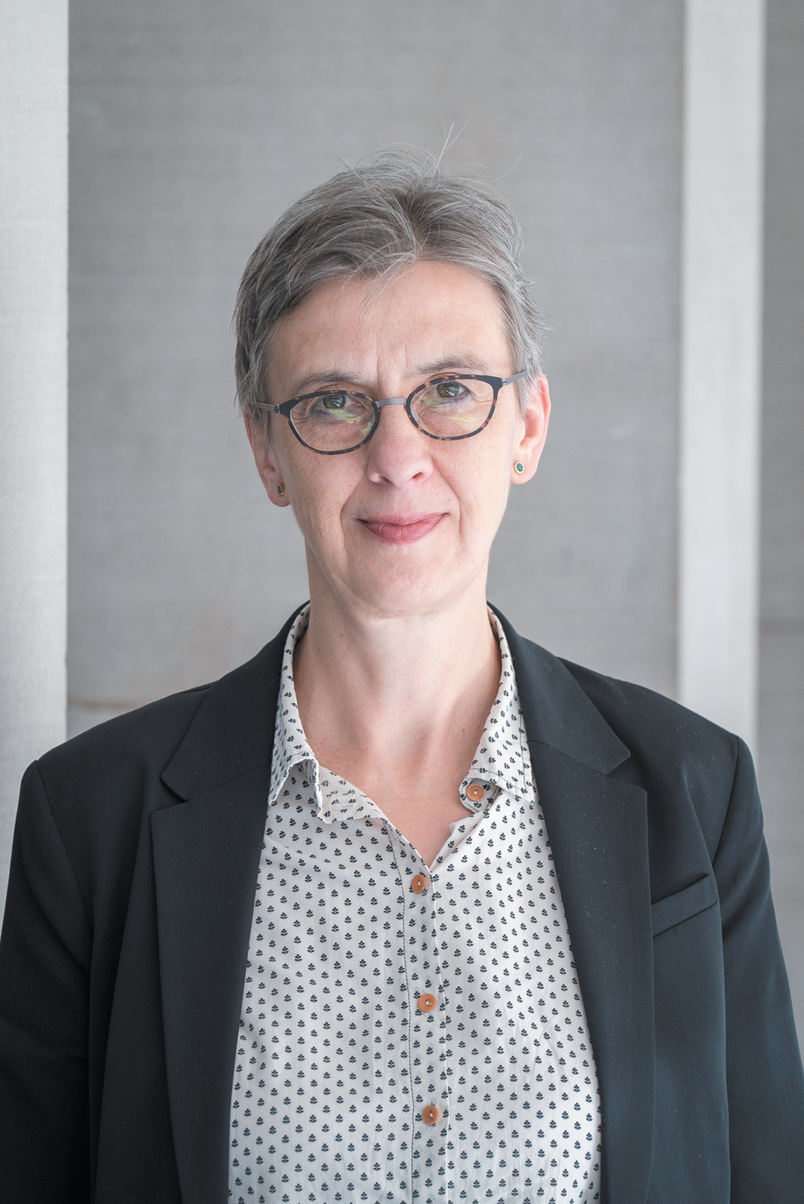 Katharina Pistor, New York City, 2018