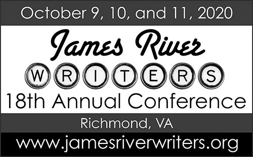 Ad for James River Writers Conference