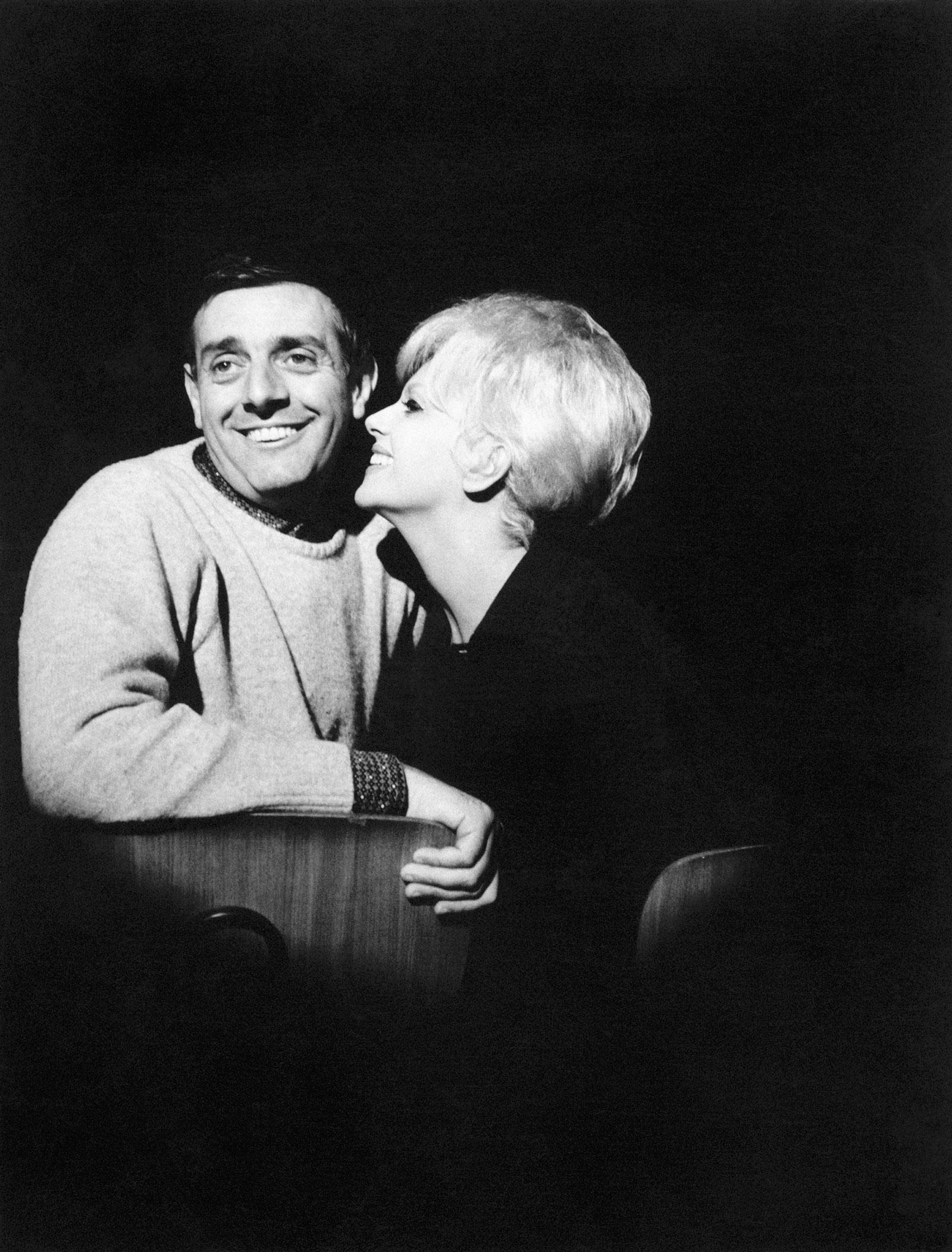 Dario Fo and Franca Rame, Milan, 1962