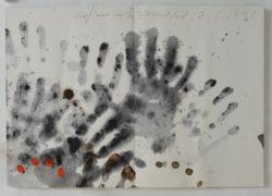 Rafa Nasiri: War Diary 2 (No, It's a Dirty War), 1991