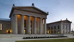 The Tuscaloosa Federal Building and Courthouse, which opened in 2011, Alabama