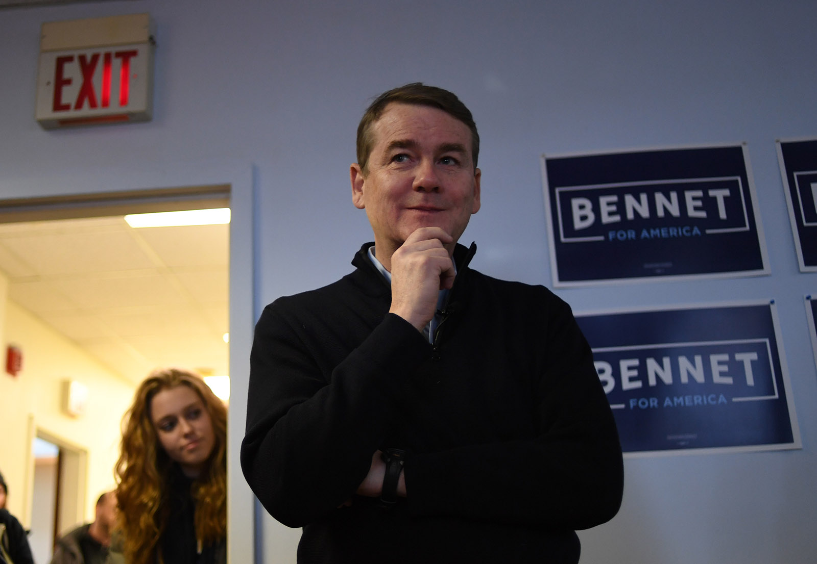 Michael Bennet for the New Hampshire primary