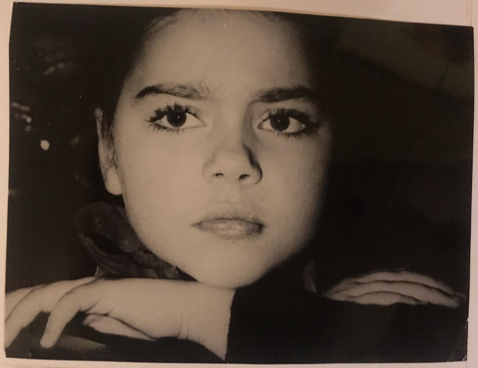 Anastasia Edel, circa 1985