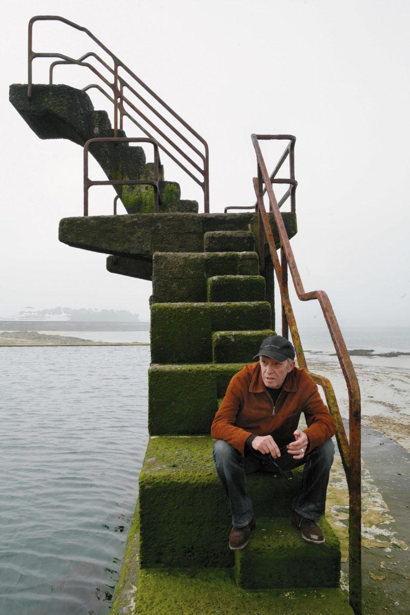 Pascal Garnier, Saint-Malo, France, 2009