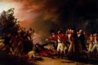John Trumbull: The Sortie Made by the Garrison of Gibraltar, 1789