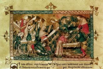 Gilles Le Muisit: Black Death at Tournai, 1349