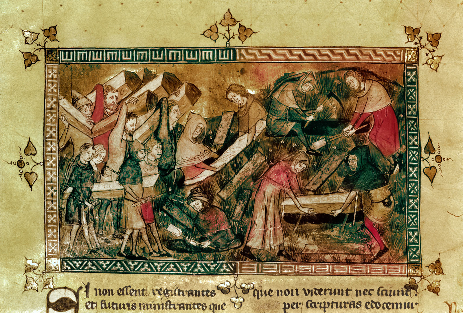Illness & Crisis, from Medieval Plague Tracts to Covid-19