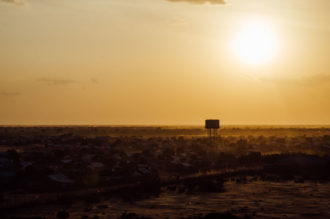 Dadaab, Kenya, January 30, 2016; Ifo 2 camp is one of four camps that make up Dadaab refugee complex. It was established during the 2011 famine to decongest Ifo and Dagahley camps and, at the time this photo was taken, was home to over 50,000 refugees.