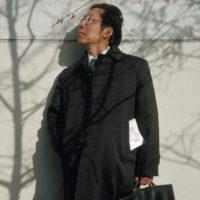The historian Xu Jilin, Shanghai, 1995