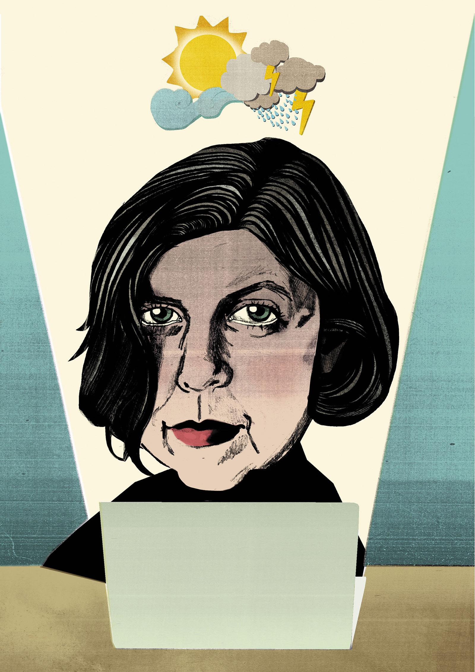 Jenny Offill; illustration by Ellie Foreman-Peck