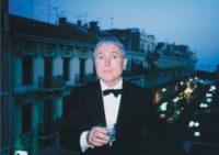Glenn O'Brien, Cannes, 2000