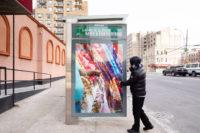 Farah Al Qasimi: Blanket Shop, 2019; 21st St between Astoria Blvd and 27th Rd, Queens