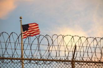 Guantánamo Bay detention camp, Cuba, October 2018