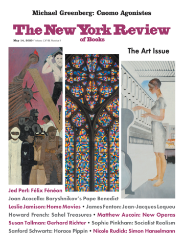 Image of the May 14, 2020 issue cover.
