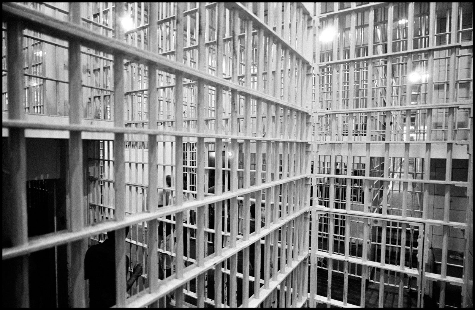 House of Detention, New York City, 1972