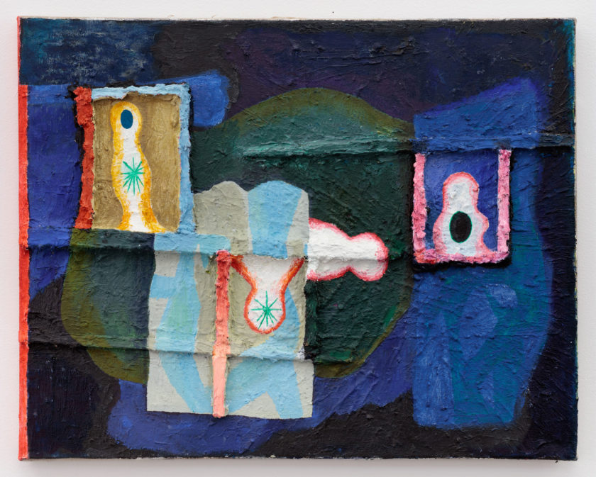 Yevgeniya Baras: Untitled, 2019