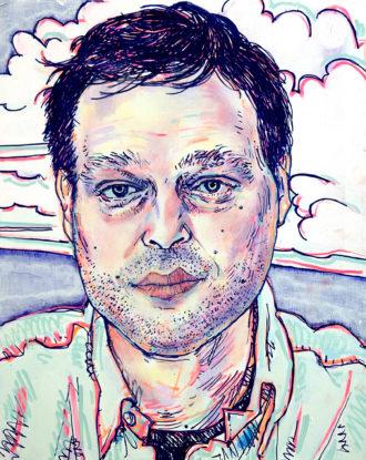 Garth Greenwell; illustration by Hope Gangloff