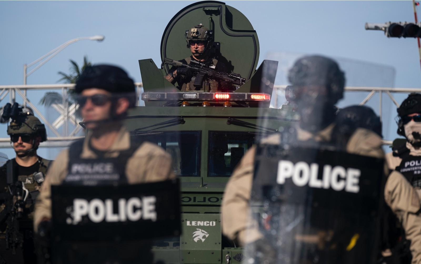 How Police Became Paramilitaries